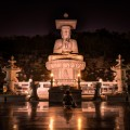 Big Buddha at night
