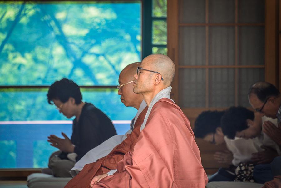 Devotion Bridge to Paradise: A Korean Temple Stay at Magoksa