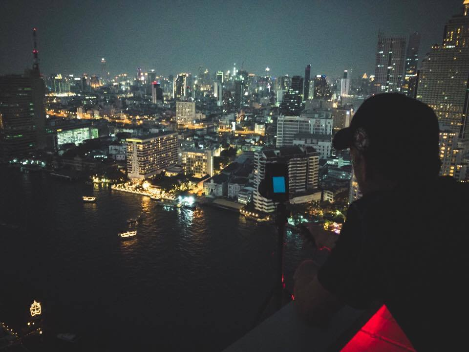 Photography, tip, guide, Bangkok, rooftopping, cityscape, photography, Pete, DeMarco, night