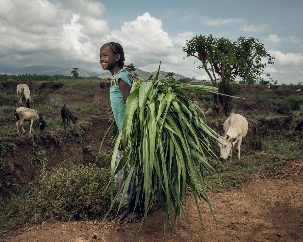 Lost Tribes of The Omo: Striking Portraits From Ethiopia's